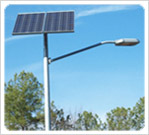 Solar LED and Induction Outdoor Lights